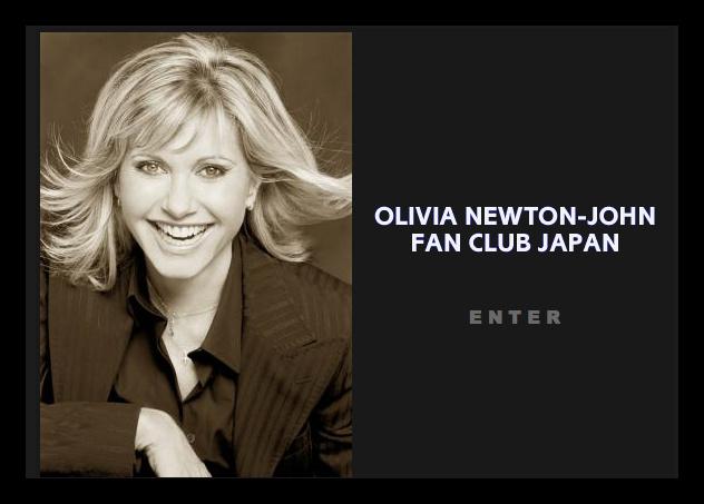Olivia Newton-John Fanclub Japan