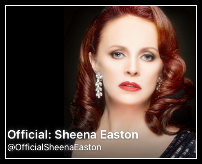 Sheena Easton On Facebook